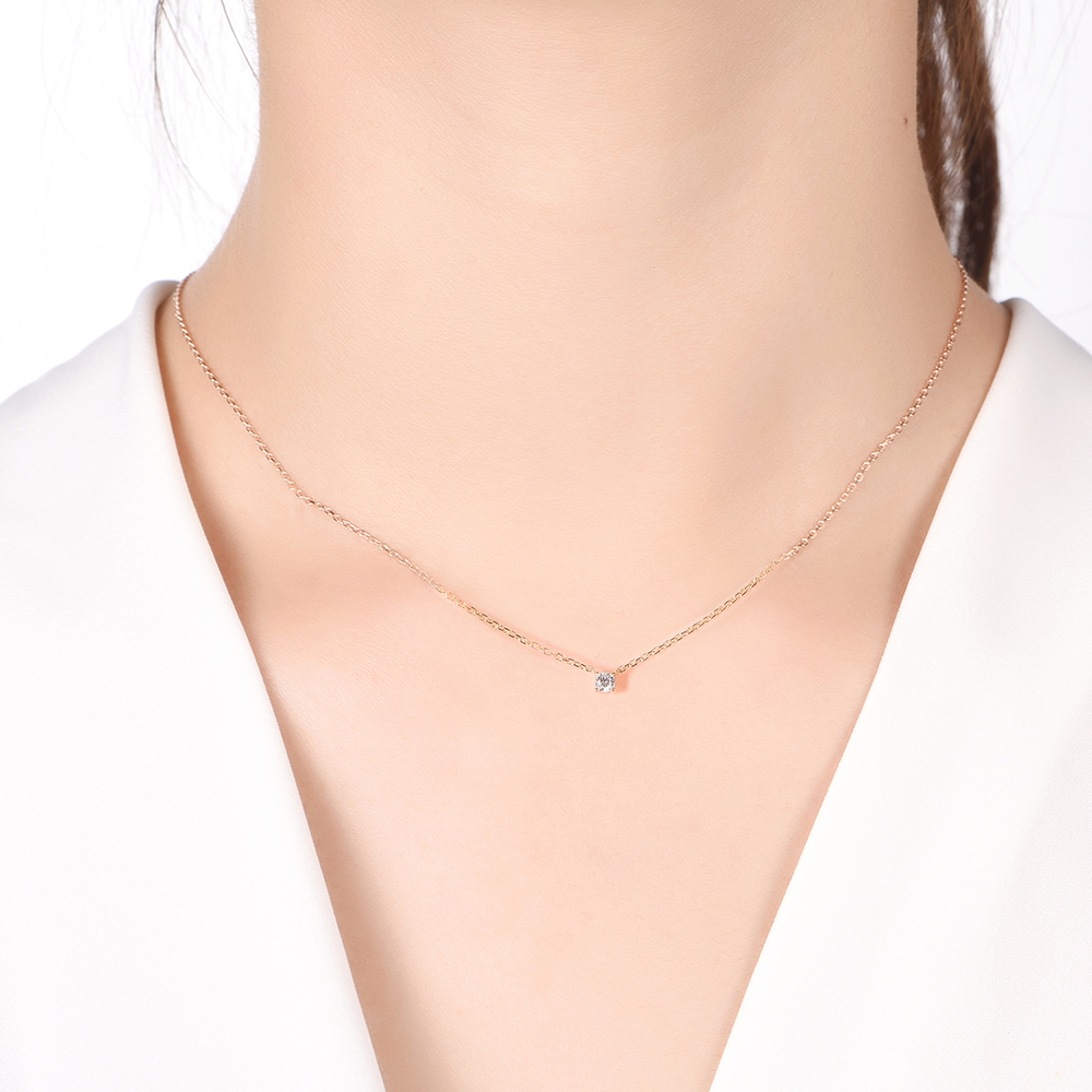 10 point Diamond Necklace