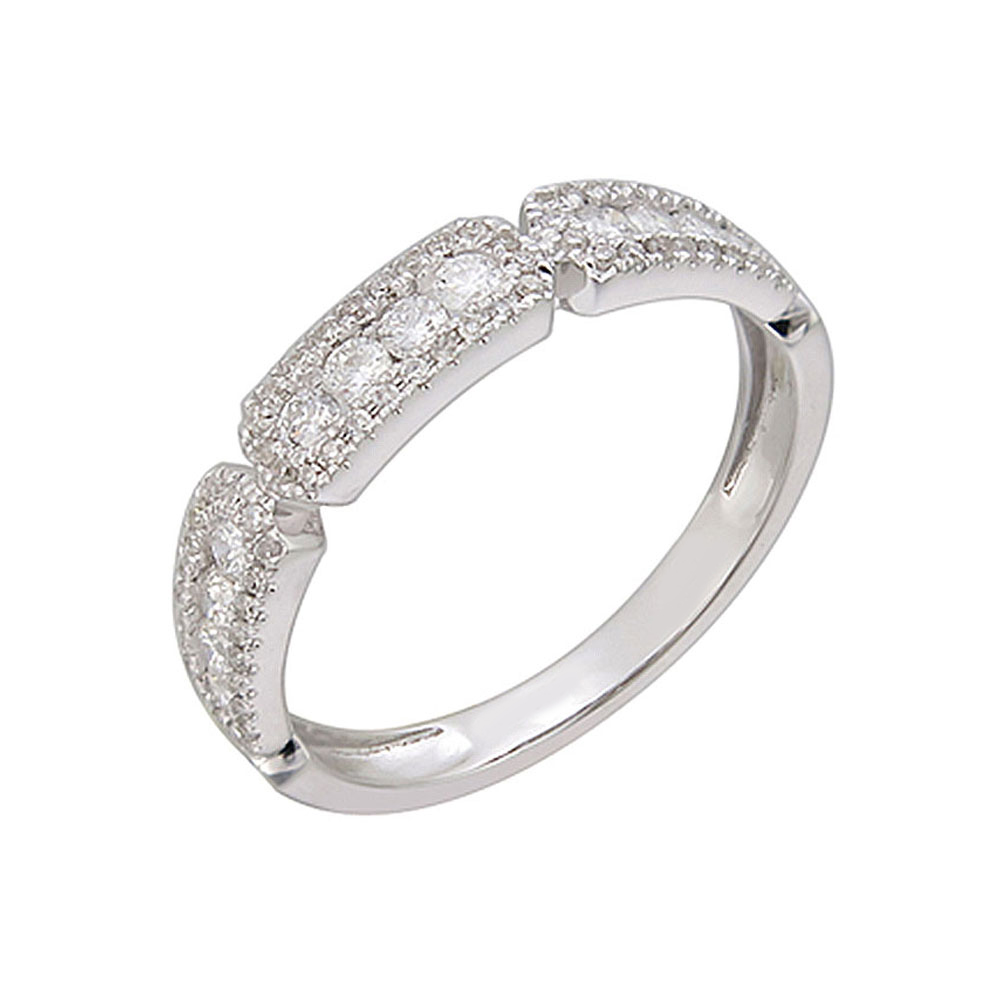 Channel Set diamond ring 3056