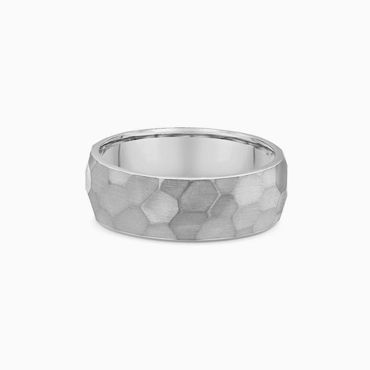 Contempary Mens Wedding ring 573B00