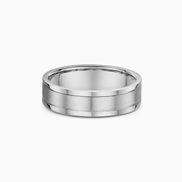 center matt finish ring 622A07