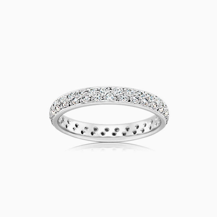 Eternity diamond ring OCW4289