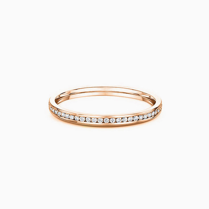 Channel set ladies wedding ring 4985000